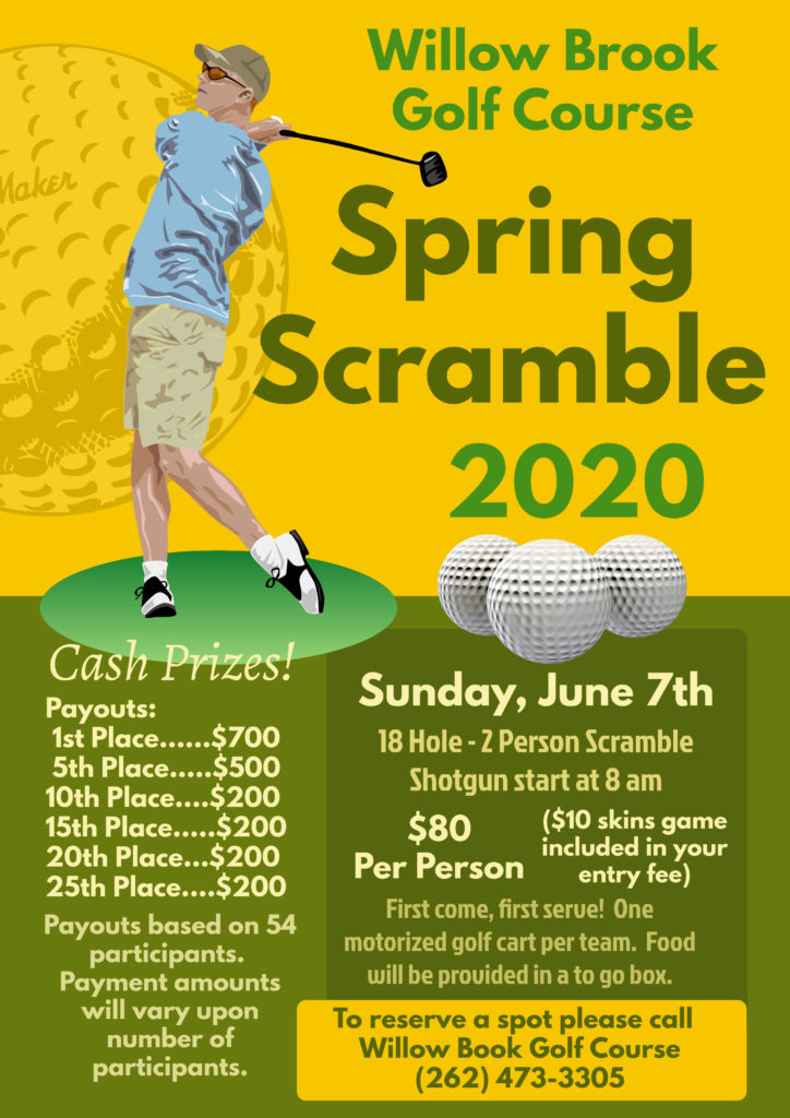 spring scramble 2020