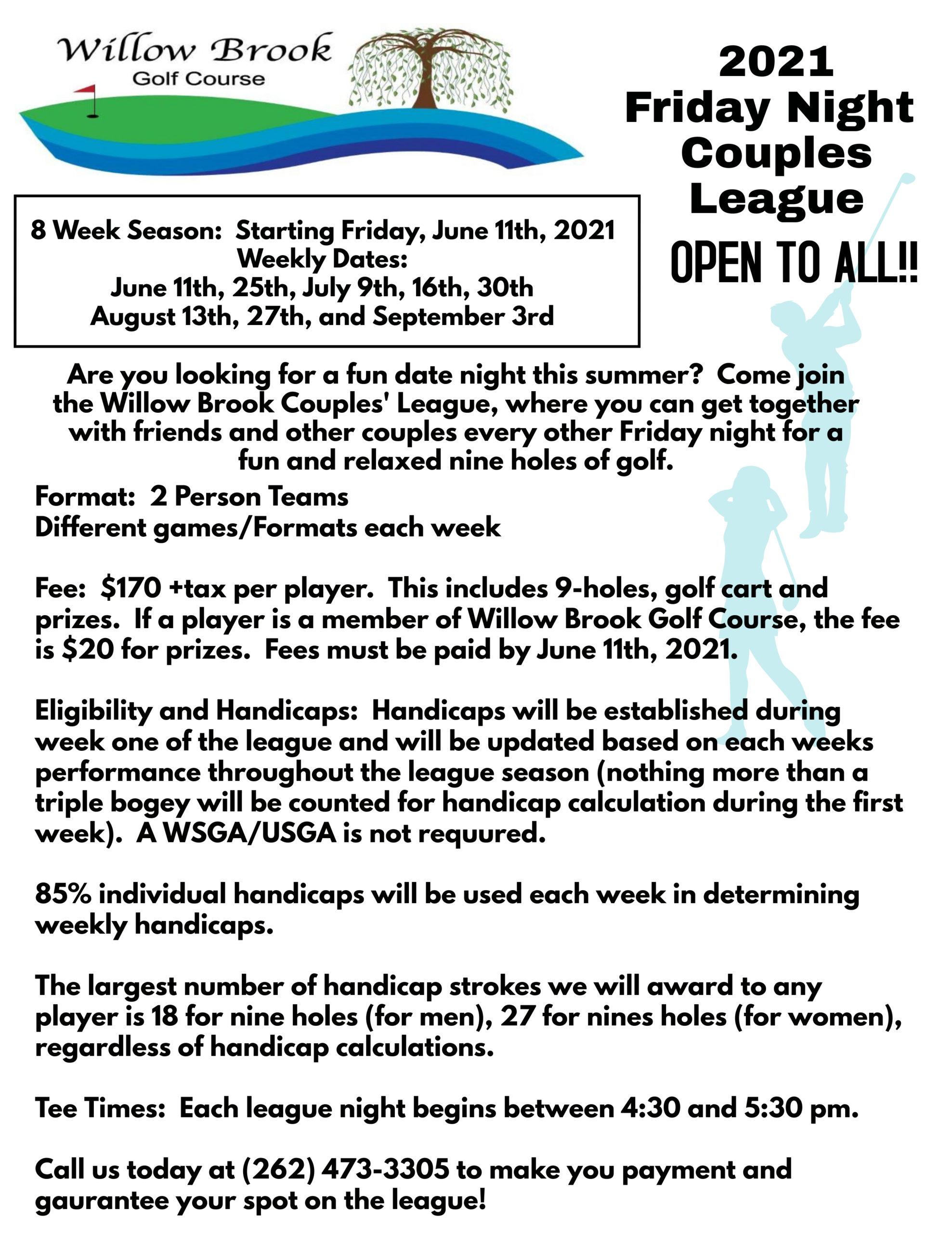 Copy of Golf Tournament Flyer
